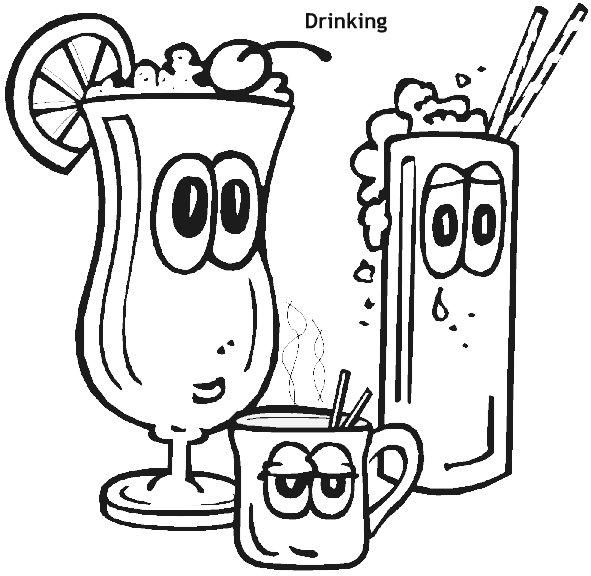 שתייה לצביעה